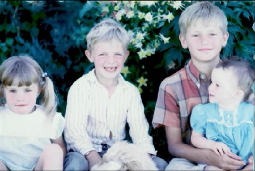kids first four