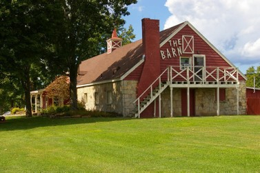 The Barn, Wedding site