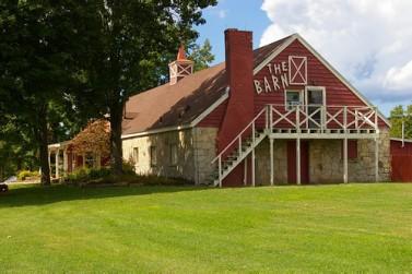 The Barn, Wedding site